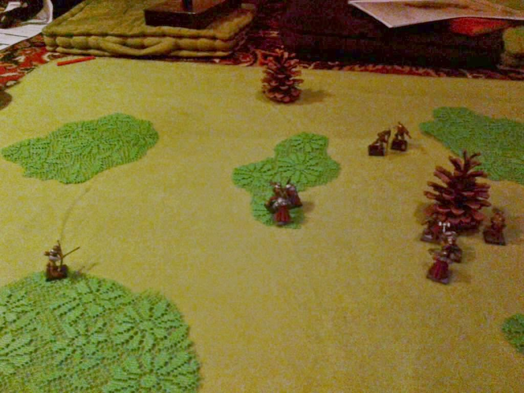 Turn 5 (Dwarves)