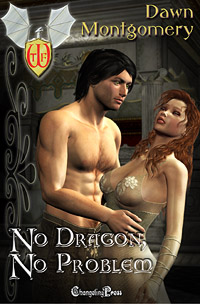 No Dragon, No Problem by Dawn Montgomery