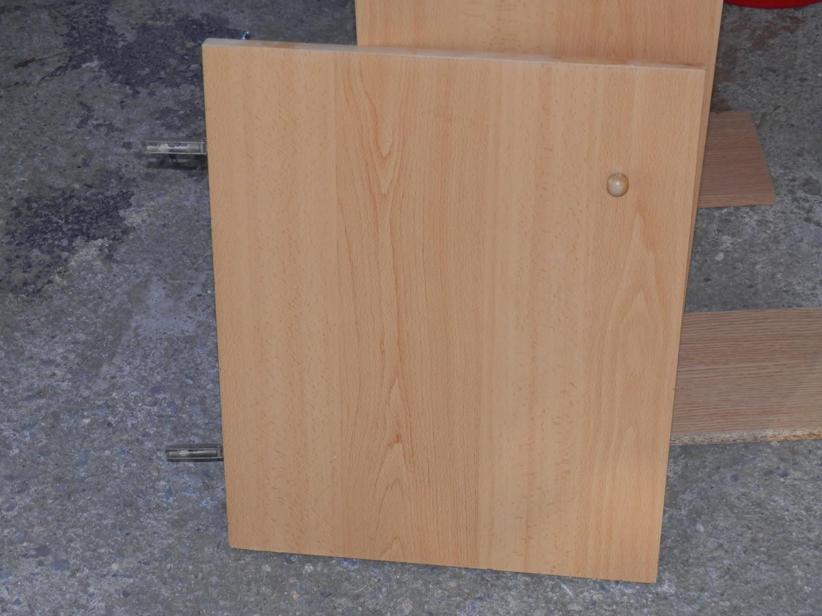 aprovechando pintar mueble de melamina