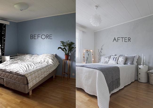 Pienen makuuhuoneen sisustaminen – Talon olohuone
