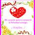 Compartir amor y felicidad