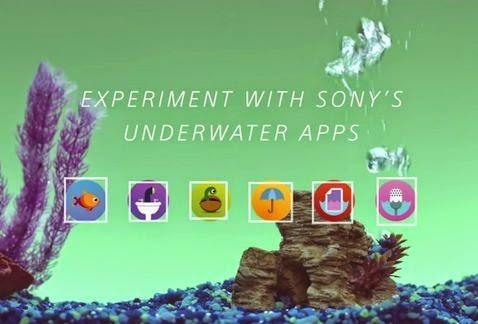 Sony Underwater