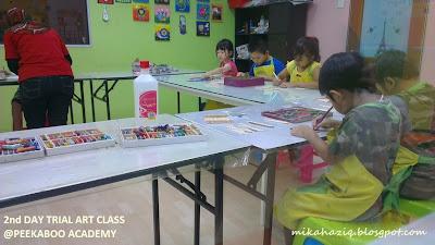kids arts and craft kuala lumpur