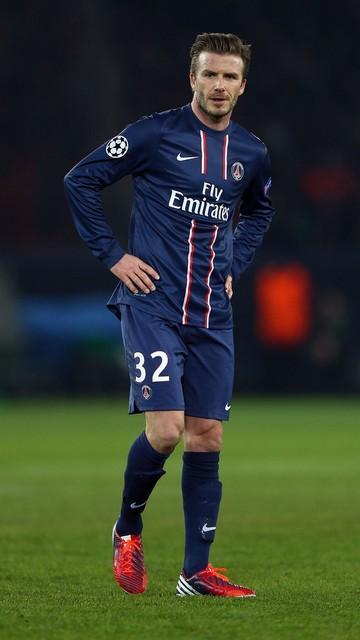 David Beckham Paris Saint Germain Wallpapers 2013