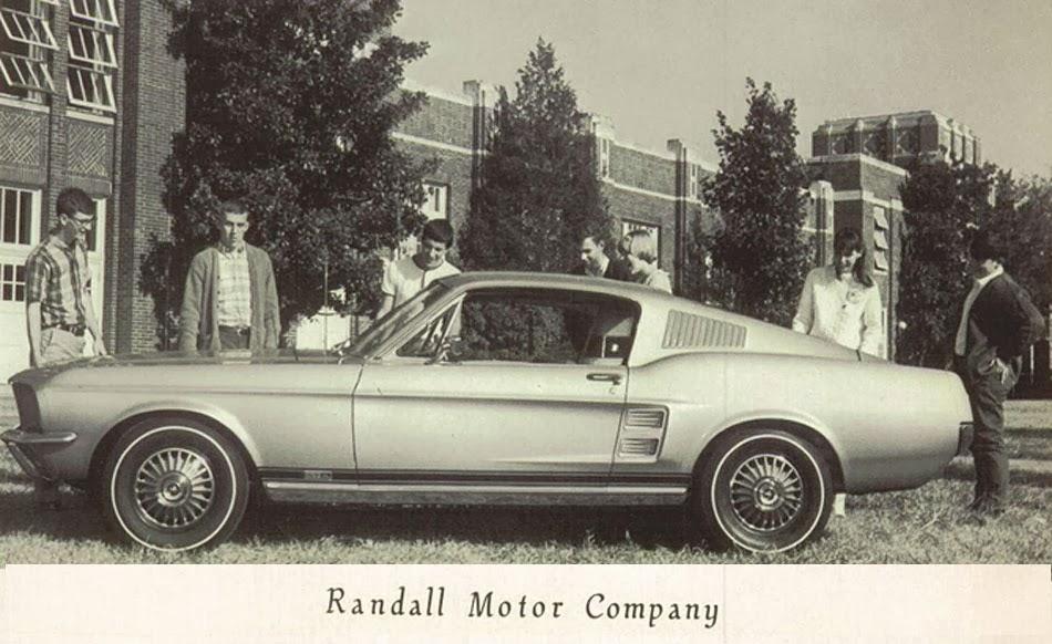 Annualmobiles randall motor company Randall motors