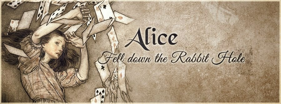 Alice Fell Down the Rabbit Hole
