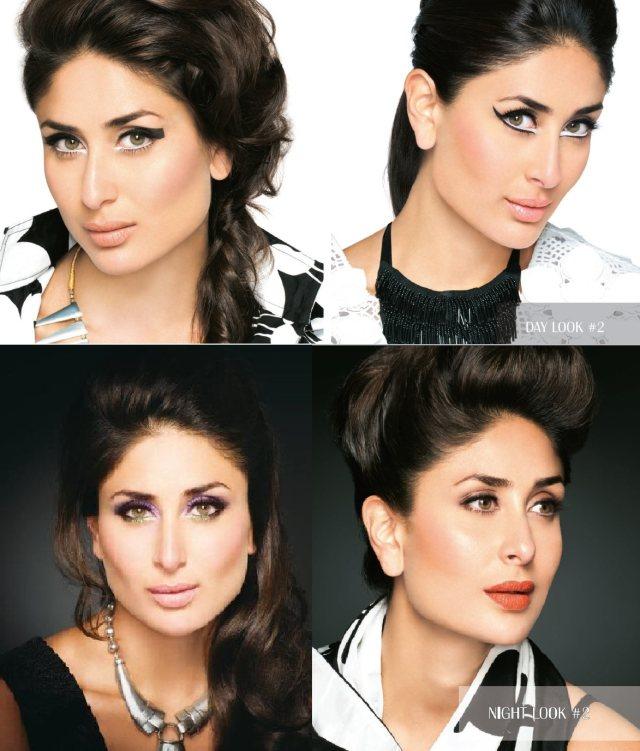 Indian Beauty Central: Kareena's Lakme Fashion week 2012 ...