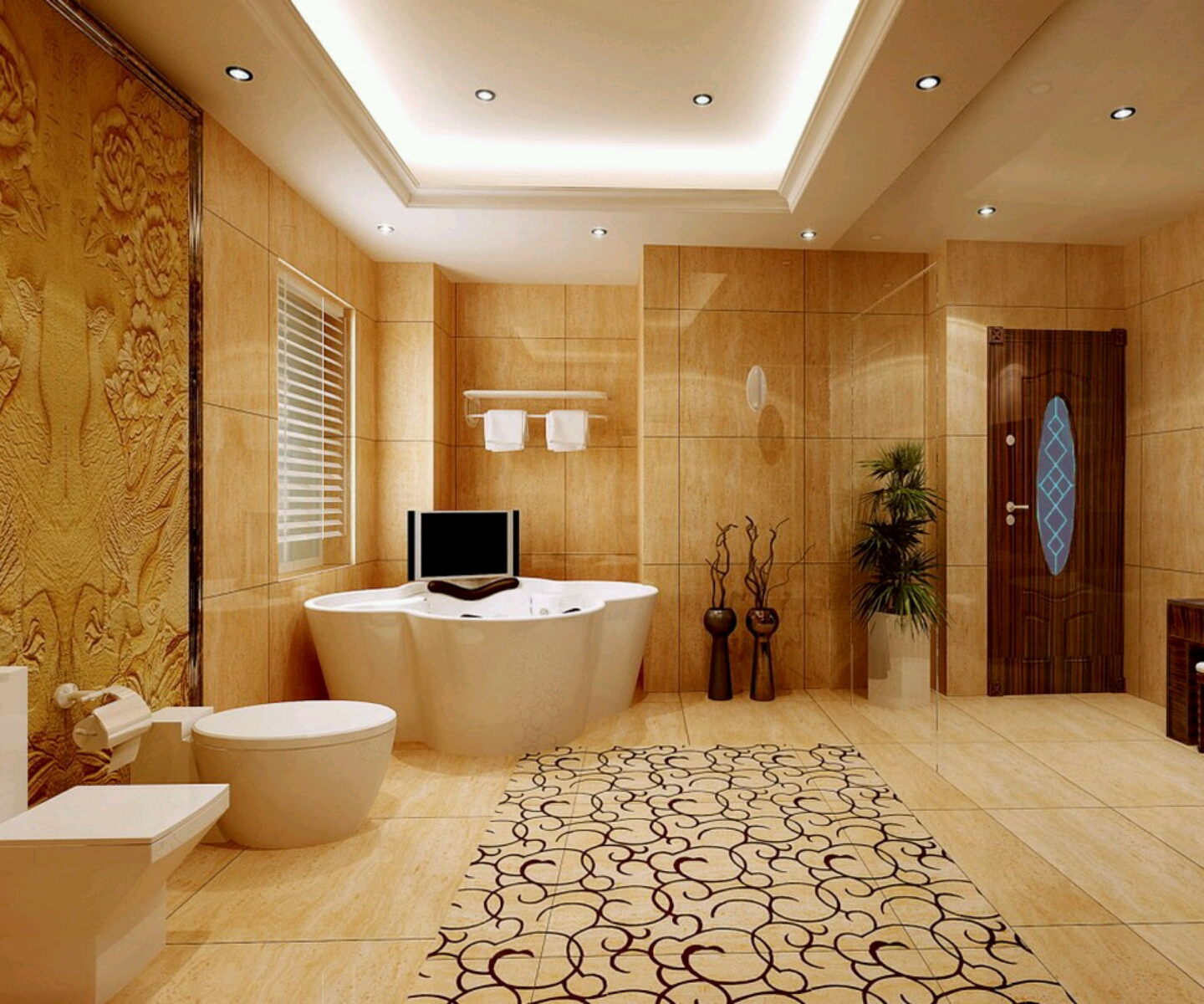 Apartment Decorating Bathroom Ideas
