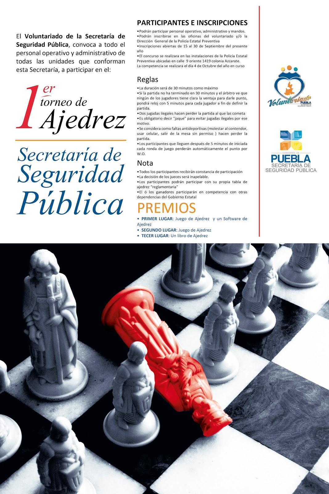 Secretar A De Seguridad P Blica Del Estado De Puebla