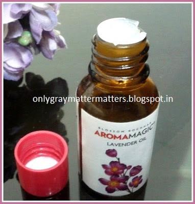 Aroma Magic Lavender Oil Uses