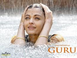 Aishwarya rai first bollywood movie is guru