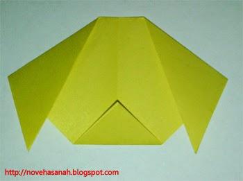 origami sederhana untuk TK dan SD