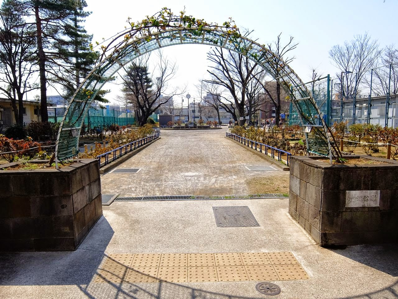 655/1000 渋江公園(東京都葛飾区)