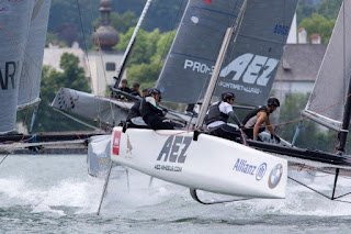 Helly Hansen partner ufficiale Bullitt GC32 Racing Tour