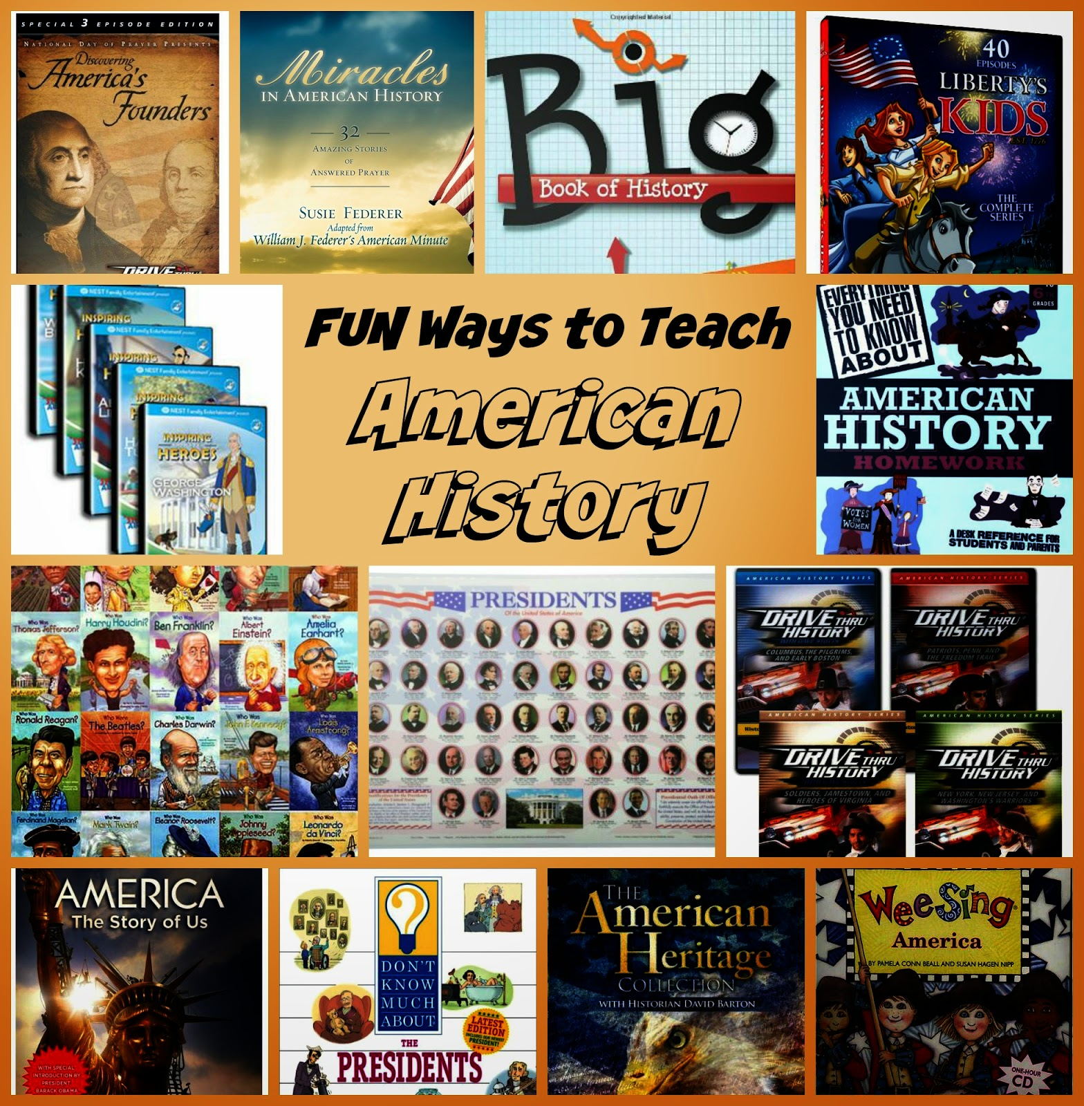 teaching american history Explore the history of teachers and education using our multimedia timeline (it  capable of teaching  echoed throughout american history.