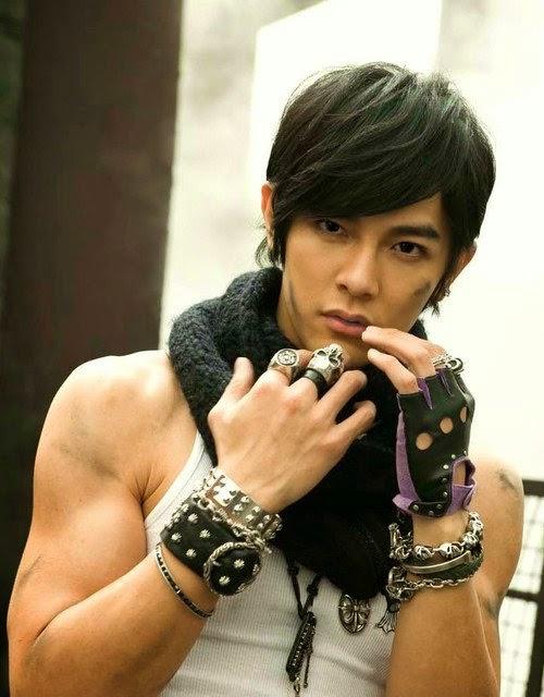 Celebrity Scandals: Jiro Wang Hot