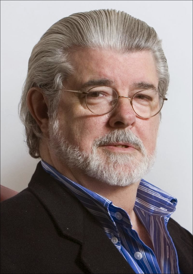 George Lucas Beard Sty...