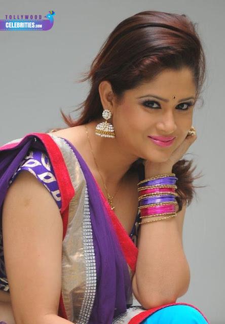 Tollywood Celebrities Shilpa Chakravarthy Profile
