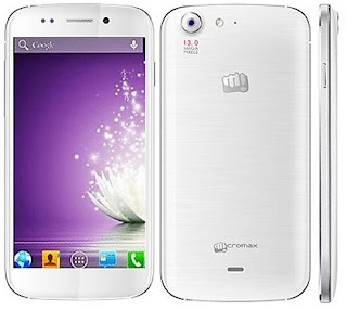 Micromax Canvas 4 - A210