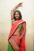 Mithra half saree photo shoot-thumbnail-15