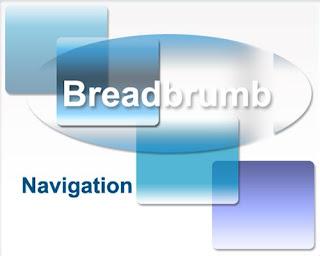 Menu Navigasi Breadcrum untuk seo