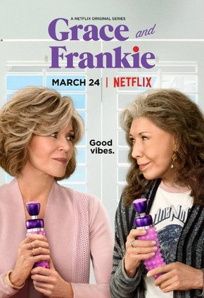 Grace and Frankie 3ª Temporada Torrent – WEBRip 1080p Dual Áudio (2017)