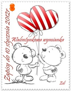 Walentynkowa Wymianka - do 10 stycznia