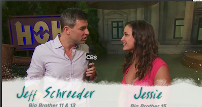 : Jeff Schroeder's Backyarrd Interview with Jessie Kowalski #BB15