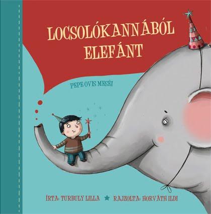 Locsolókannából elefánt