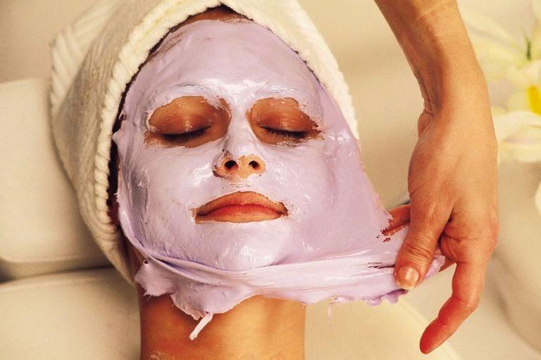 Как сделать альгинатную маску
