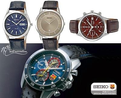 Zeitlos-schlichte Seiko Uhren