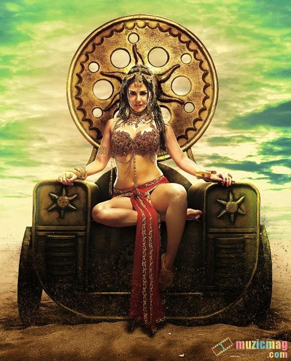 First Look Of Sunny Leone's Next Movie Leela