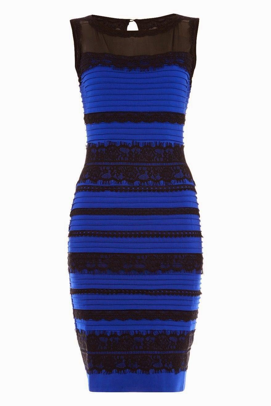 blue black white gold dress debate