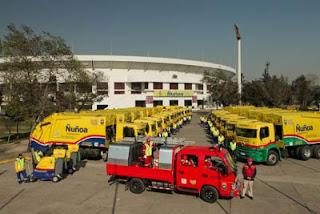 camiones reciclaje