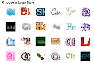 membuat logo di blog