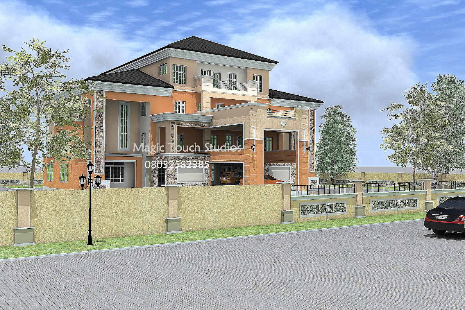 10 bedroom mansion residential homes and public designs for 3 bedroom mansion