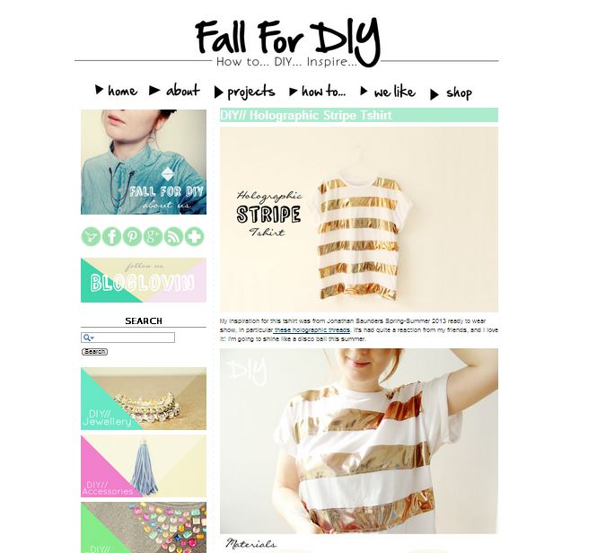 Fall For DIY Blog