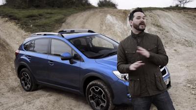 Ένα Subaru XV στη... λάσπη, έτοιμο για κάθε δοκιμασία!