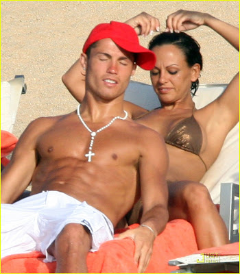 Ronaldo Girlfriend