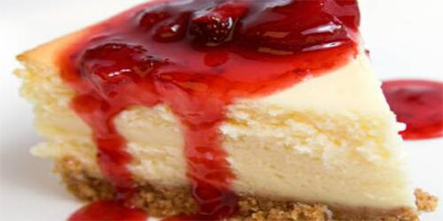 Cheese cake de frutilla