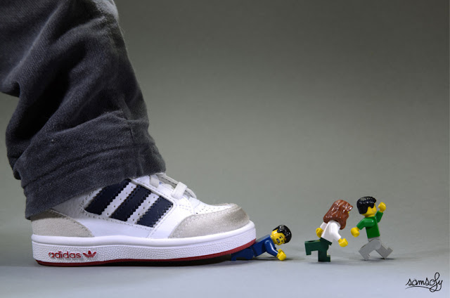 Samsofy, Legographie, Legografía