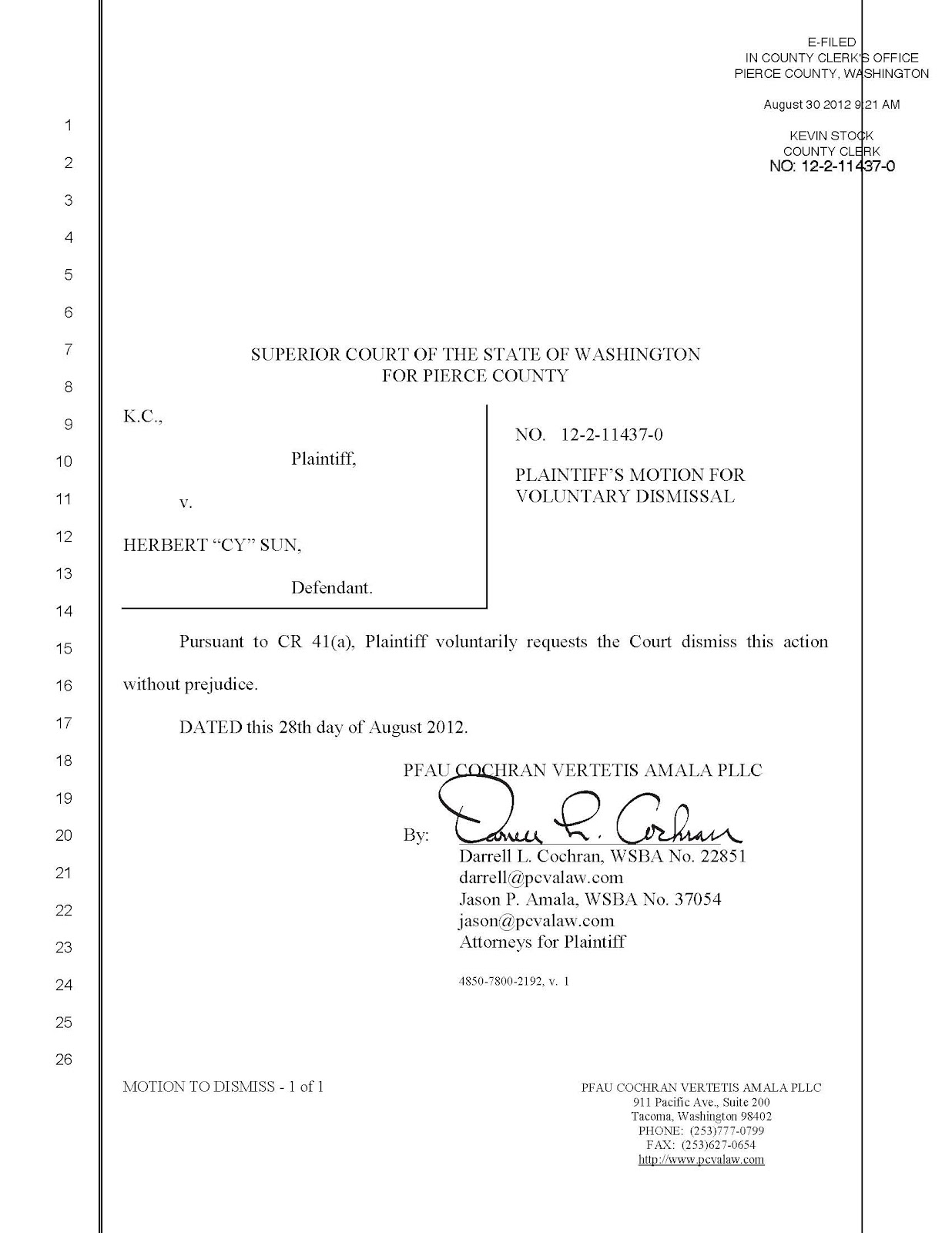 motion to dismiss template