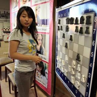 Echecs: Ju Wenjun (2526) la favorite au Elo - Photo Anastasiya Karlovich