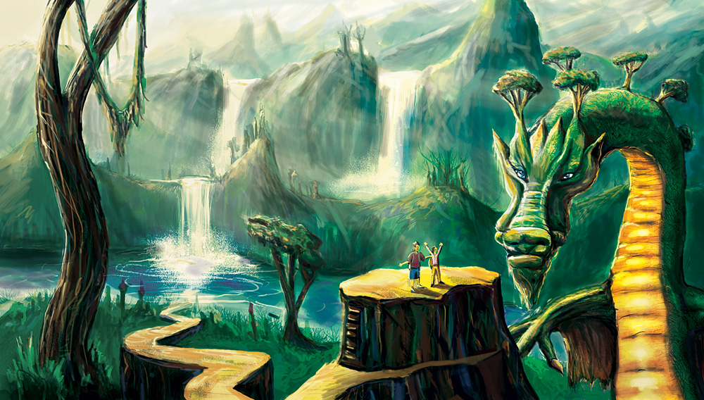 Philip Womack: how to write a fantasy world