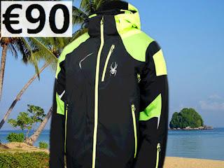 discount spyder rival jacket men's boy