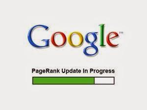 Google PR Güncellemesi