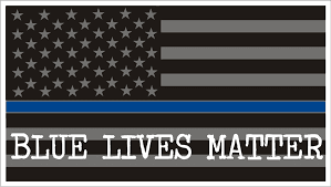 Blue Lives Matter
