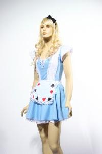 Modelos de Fantasias de Alice