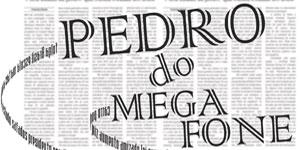 Pedro do megafone