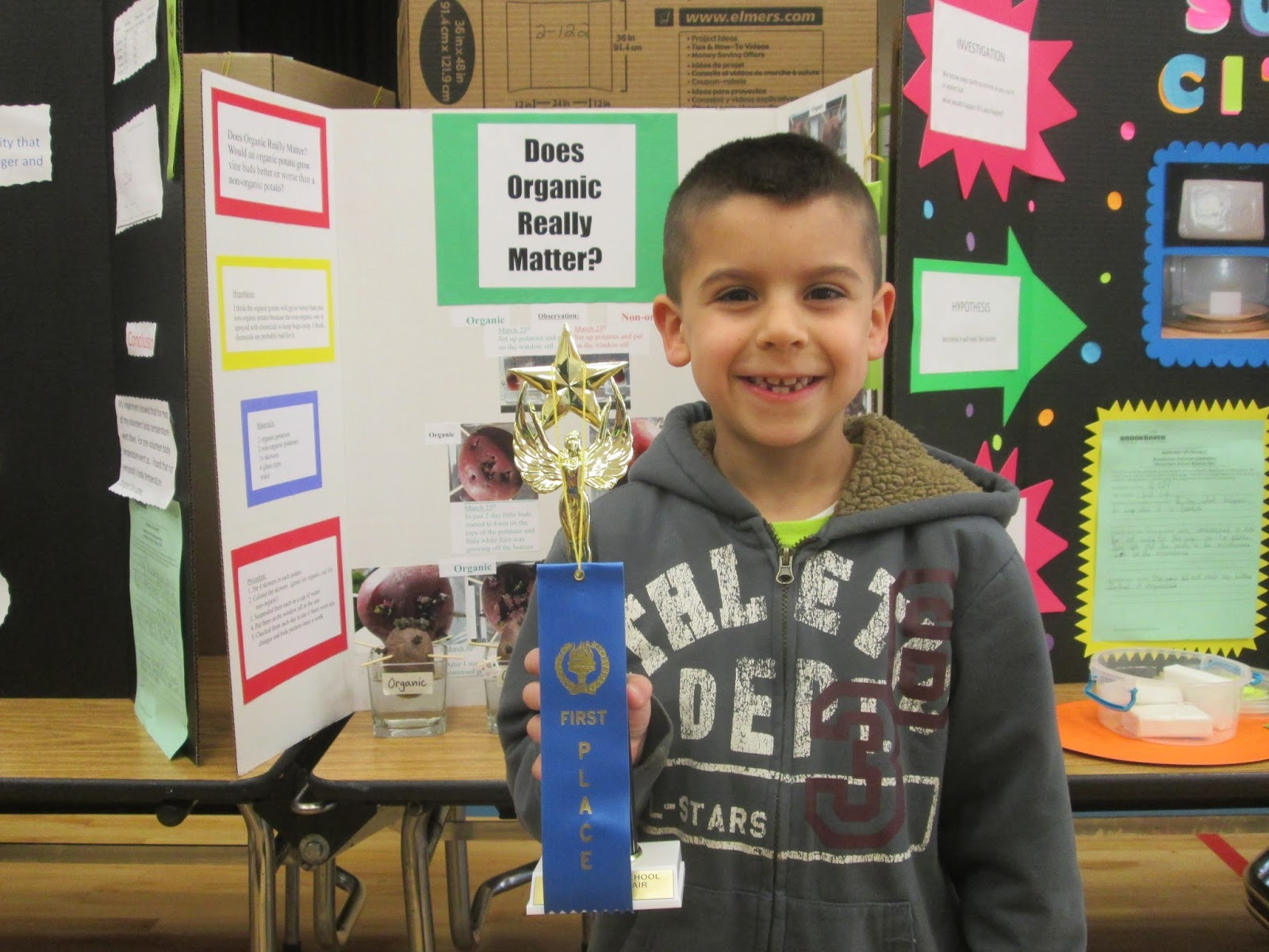 science fair project winners Science fair projects can feel this way a lot they are usually something added on top of all the other stuff you have to do - homework from math have you ever noticed which science fair project topics actually win we checked into a few of these science fair project winners ourselves just to be.